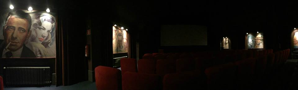 Inside the Luxembourg Cinematheque