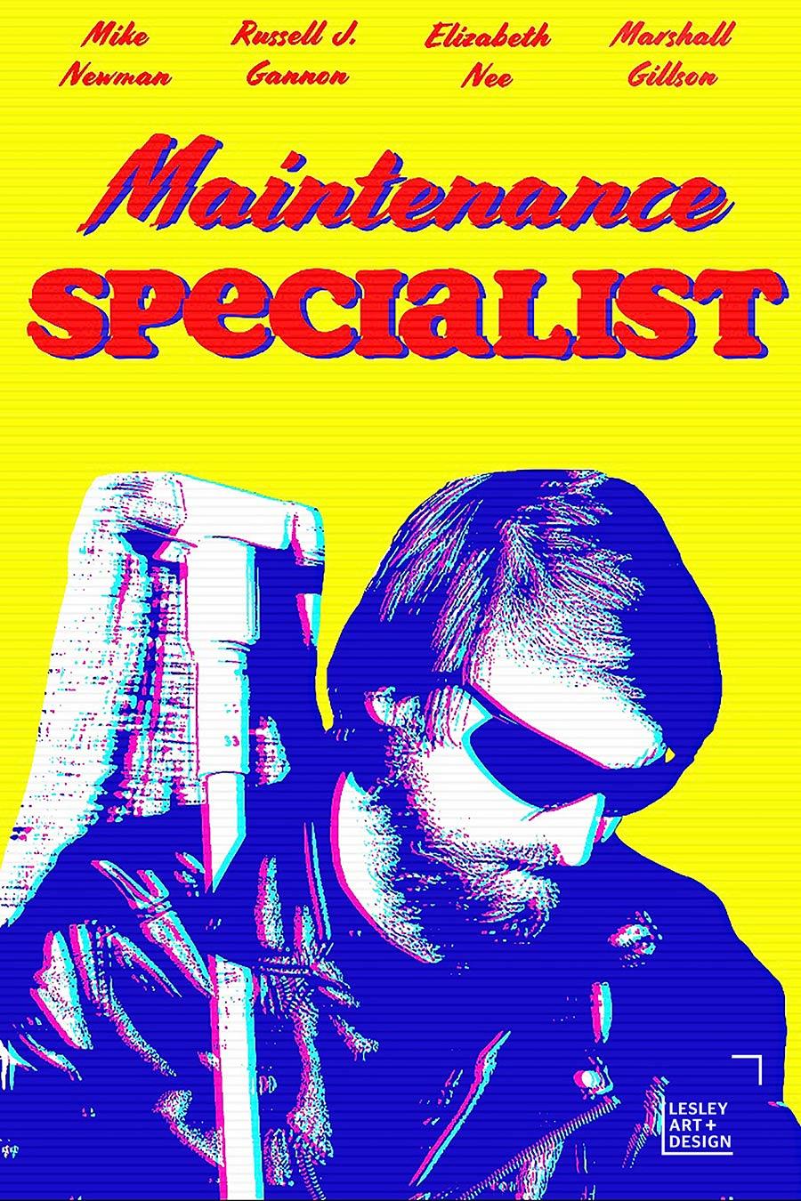 """""""Maintenance Specialist"""" by Dan Schwab"""" width="""