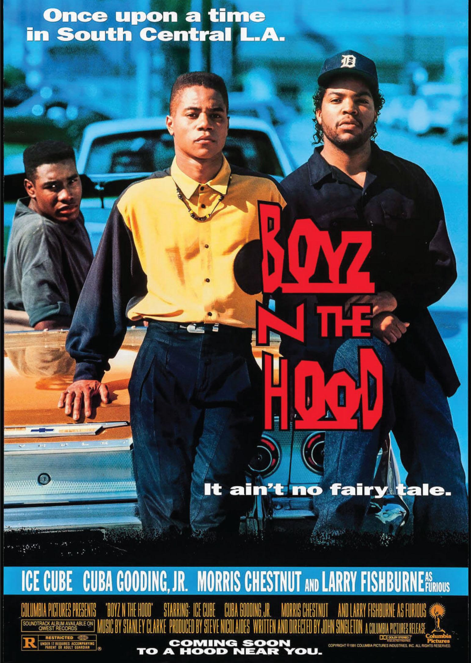 Boyz In Tha Hood